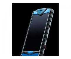 Vertu Constellation Blue Limited Edition T-090135 030/777 brand new
