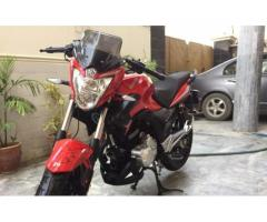Italian Derbi STX150 heavy bike amount is good