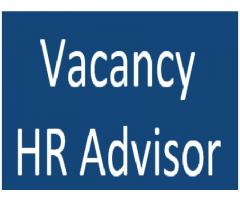 Hr Advisor Required