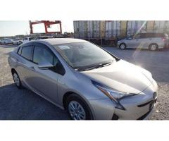 Sajjad Motors 00km import new shape Prius