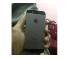 Apple iphone 5s silver for sale