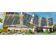 Mall of Sargodha University Shops or 2 & 3 Bedroom Apartments installments