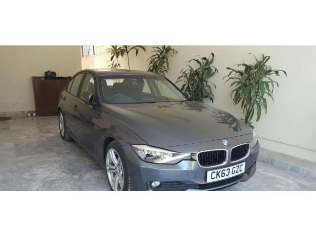 BMW 320i 2013 model 2017 import for sale in good hands