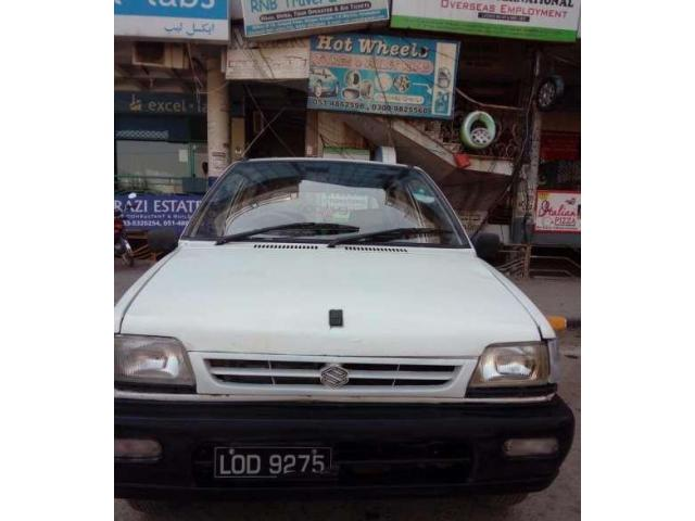 Mehran 90 Model Front 100% Genuine for sale in good hands with amount