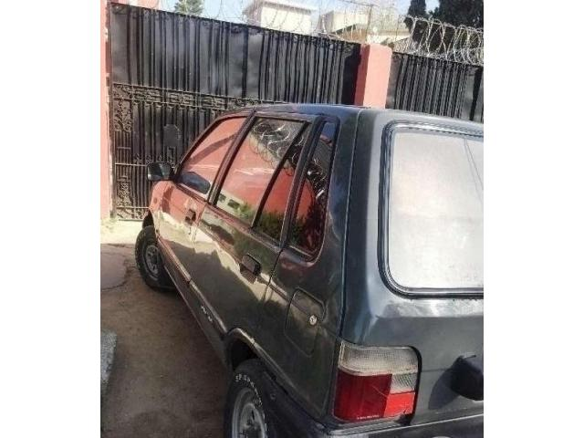 Suzuki Mehran in F-8/4 Islamabad for sale