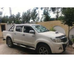 Toyota Hilux Uk Spec for sale in good hands