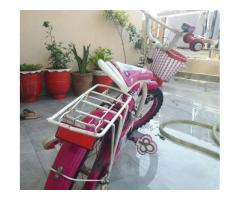 Bicycle for girls for sale in good hands