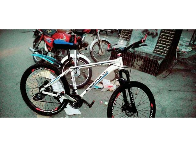 Cronus bicycle for sale
