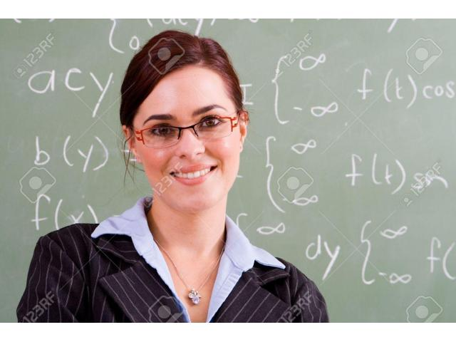 Female Msc Teachers Are Required With Good Salary Multan