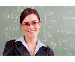 Female MSc teachers are required with good salary