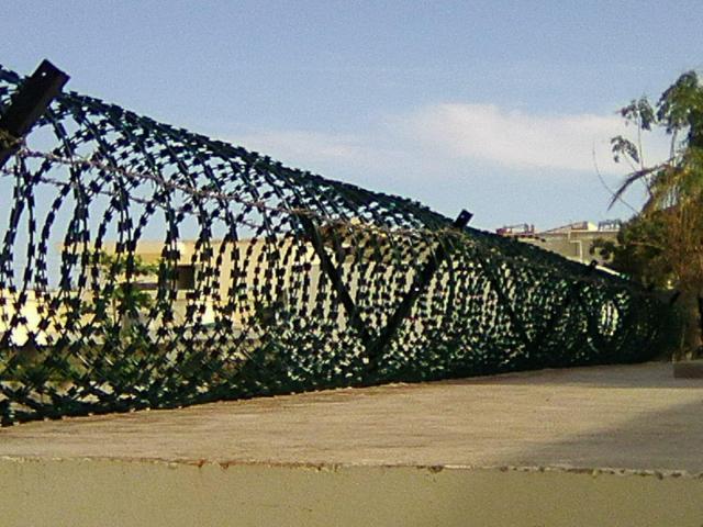 Razor Wire Barbed wire
