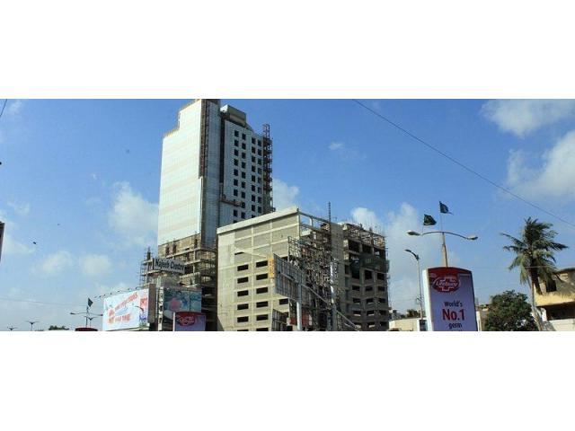 Bahria Town Tower Karachi Apartments, Offices  Shops in installments