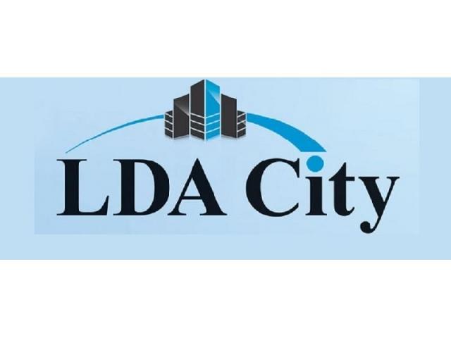 LDA City Lahore Residential Plots on easy installments