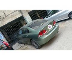 Honda civic rebon vti prosmatec 1.8 for sale