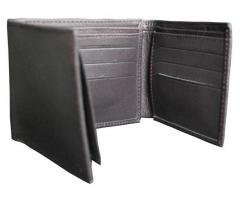 Genuine Leather wallets just time buy and you get a good service