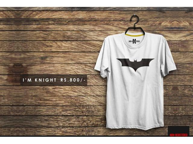 Made from 100% Pure High End Cotton And Best Quality Screen Printing