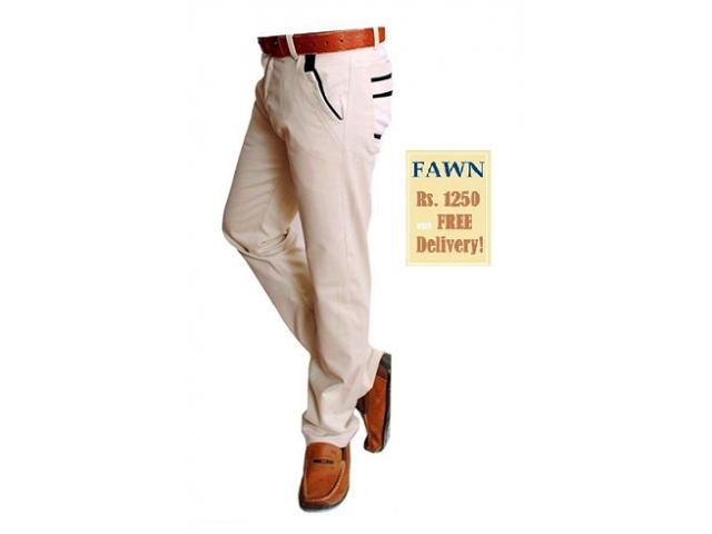 ACTUAL PRODUCT IMAGE Color Fawn Fabric T will Pure Cotton