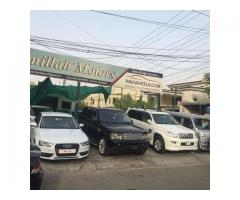 Bismillah Motors cars are selling to see in good rates