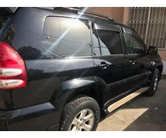 Toyota prado for sale condition is very good