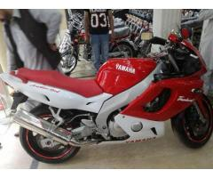 Yamaha thunder cat 600cc Model 1999 for sale in good rates