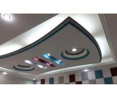 False ceiling We are the best ceiling contractor please contact us