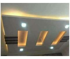 False ceiling We deal all kind DHA beherya to pak arb and lahor