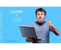 Learn web Design and Earn
