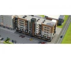 City Square Sector B Apartments Offices and Shops on installments