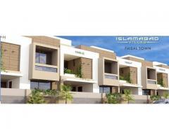 ISLAMABAD VILLAS Faisal Town F 18 Islamabad Houses on installments