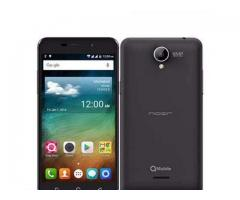 QMobile Noir LT500, exchange possible for sale in good rates