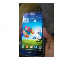 Samsung gt i9505 vip blue color sall and exchange good set