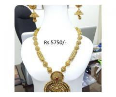 Indian Polki Kundan Mala for sale in good hands