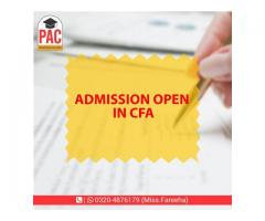 CFA course started in PAC Pakistan