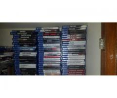 Ps4 orignal games (used) for sale in good rates