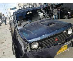 Pajero 1985 for sale in good price