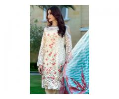 GUL AHMED 3 PC EMBROIDERED