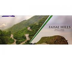 FAISAL HILLS GT Road Taxila: Residential Plots available on installments