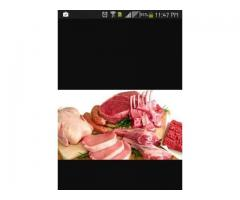 Meat products selling in good price on your door step