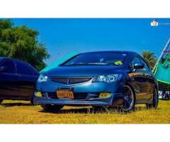 Honda Civic Reborn for sale in good rates