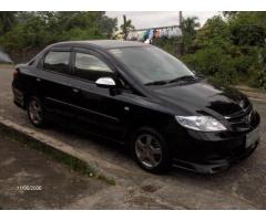 Honda City 2006 Black Colour for sale in good price