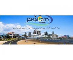 JAMAL CITY Gwadar: Residential & Commercial Plots on installments