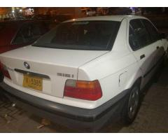 Bmw for sale 1993 in good rates