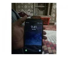 Samsung A7 2017 23days use for sale in good hand