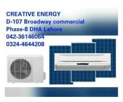 Run Your 1.5 Ton Inverter AC without WAPDA Supply.Beat The Heat