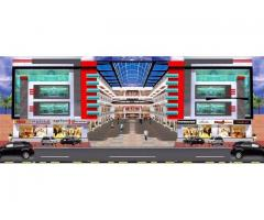 AL KHALIL CENTER Sialkot Shops and Showrooms on installments