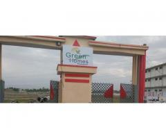 GREEN HOMES Peshawar Residential Plots on best installments method