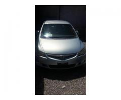 Honda Reborn hybrid Non coustom paid for sale in good amount