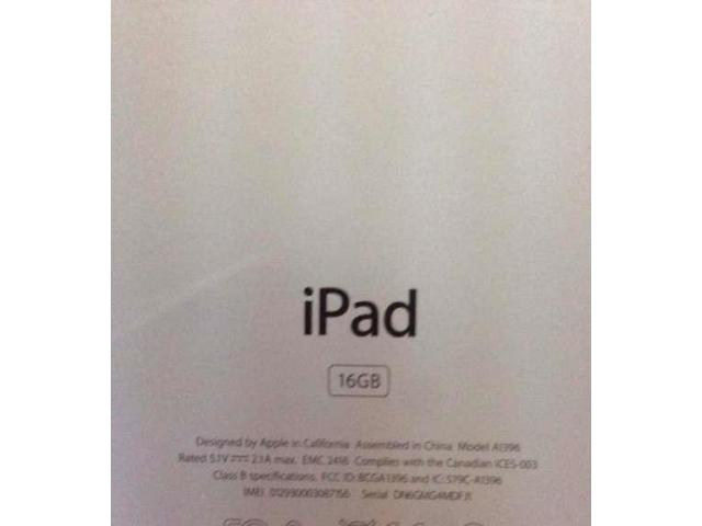 Ipad model 2 FOR SALE in good hands