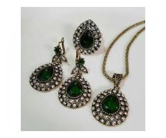 Gold Plated Turkish Set for sale in good price on This EID