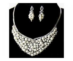 Pearl Necklace - PNC-002 for sale in good price on This EID